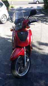 125cc Kymco people Scooter