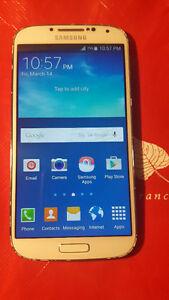 Samsung Galaxy S4 LTE - UNLOCKED . DEBLOQUE . DEVEROUILLE