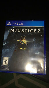 Injustice 2 on ps4