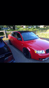 Audi A4 2002 1.8T Stage 1+