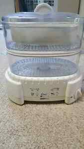 Food Steamer - Veggie, Poultry, Fish, Fruits, etc