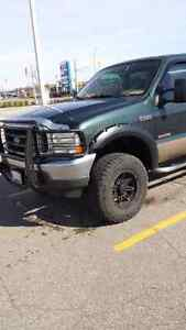 2004 ford f350 lariat diesel 4x4 lifted