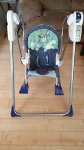 Balancoire Fisher Price Smart Stages 3 en 1