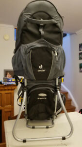 e4f70dba346 Kids Deuter Hiking Carrier - Kid Comfort III