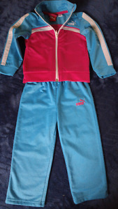 Girls Toddler Size 2 PUMA 2 pc Outfit