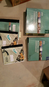 Ontario Building Code with training manuals