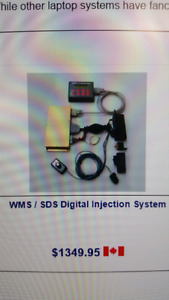 WMS/SDS Standalone tunable EFI for ford