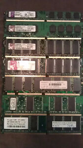 Various RAM and other things