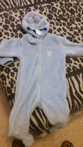 6-12 months fall/winter snowsuit