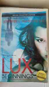 Lux book series by Jennifer Armentrout