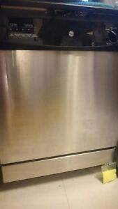 Stainless Steel General Electric Dishwasher
