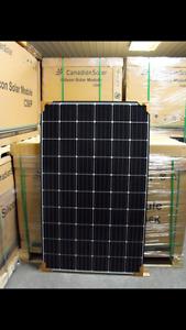 Premium 280W Solar Panels- new on skids, off grid, inverter too