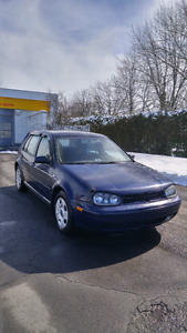Golf TDI 2002 ALH