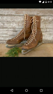 Looking for old ice skates