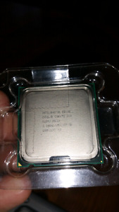 Processeur Intel core 2 ( 3ghz )