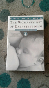 The Womanly Art of Breastfeeding book