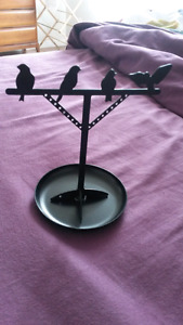 Bird is the Word Jewellery stand tree
