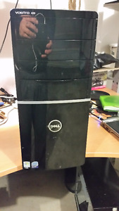 Dell Vostro 420 Core2 Quad 9550 8 Gig ram and 320 Gig Hdd
