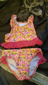 Toddler Swimsuit NWOT Size 4-5