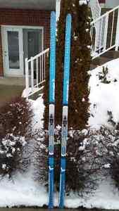 ski nordic cruising