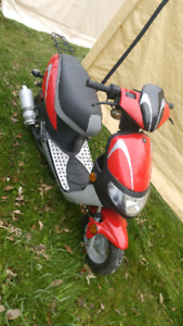 2006 50cc Scooter (91.6KM on it!)