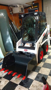 2014 Bobcat S70 Skid Steer - Loaded and Excellent Condition