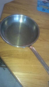 Lagostina heavy frying pan
