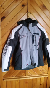 Womens medium Ski-doo jacket in excellent condition