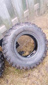 Front rear ATV / SXS tire 25 x 8 x 12 / 25 x 10 x 12