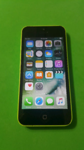 Unlocked iphone 5c 32gb