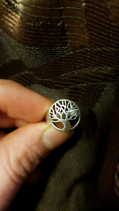 Tree Of Life Ring sz 6