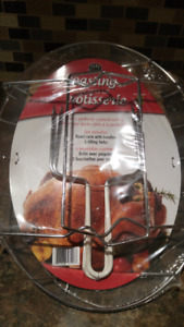 Turkey lifter with lifting forks