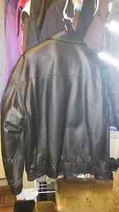 Leather jacket Peterborough Peterborough Area image 2