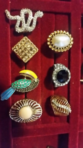 High end costume jewelry