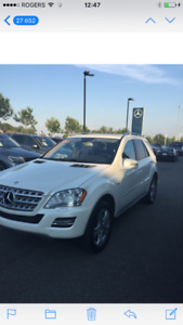 ML-350 BLUETEC 2011 GRAND EDITION PACKAGE COMME NEUF