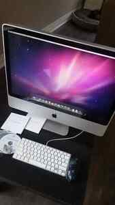 "24"" Apple iMac for sale! Powerful and Upgraded!"