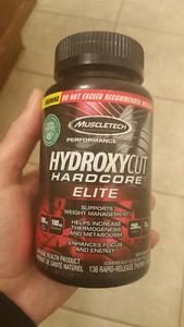 Unopened bottle of hydroxycut
