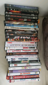 Various dvd titles some rare - action adventure thriller comedy