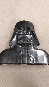 Star Wars Vintage Darth Vader Figure Case w/ Insert