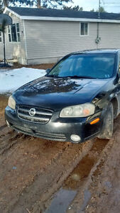 2003 Nissan Maxima Other