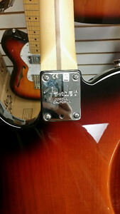 Fender American Standard (Remaining Stock Only) Belleville Belleville Area image 5