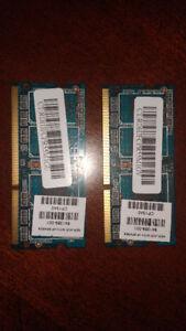 Memory 2x4GB