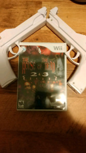 HOUSE OF THE DEAD COLLECTION 2 & 3 WII WII U NINTENDO