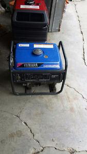 Yamaha ef2600x generator