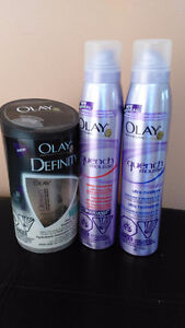 3 Olay Products