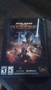 Star Wars The Old Republic  PC version