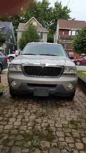 2003 Lincoln Aviator - New Price $1500.00 - Make me an offer