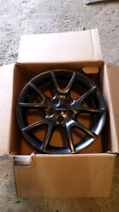 4 17×7.5 alloy rims