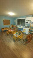 little step educare child care just opend
