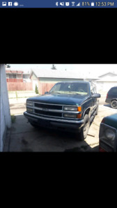 1999 chevy suburban for sale or trade